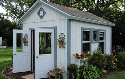 Outdoors: 10 Garden Sheds With Real Appeal