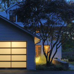 garage and shed by Workshop/apd