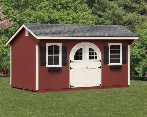 Budget traditional garden shed and building design ideas for Traditional garden buildings