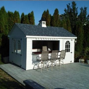 Sheds - Storage Building - Carports