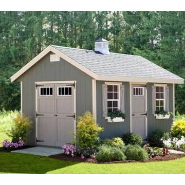 Sheds - Storage Building - Carports