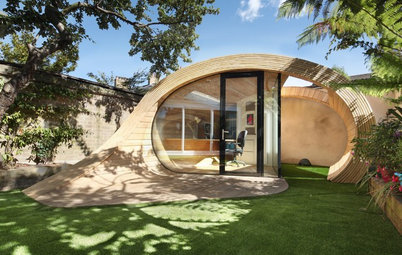 Outdoors: Gorgeous Garden Rooms You'll Never Want to Leave