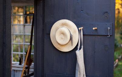 8 Shed Storage Ideas to Help Beat Garden Clutter