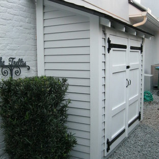 Example of a classic shed design in Orlando
