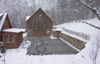 Show Us Your Home in the Snow