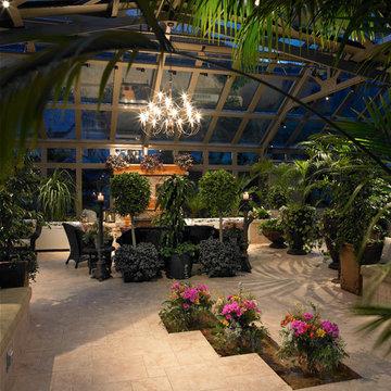 Sonora Estate Greenhouse