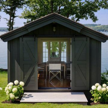 South Camp Cabana- Writer's Shed