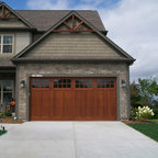Mission Style Makeover Craftsman Exterior Other By
