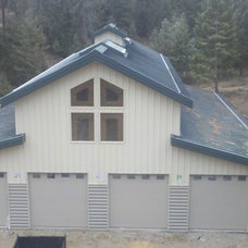 Garage And Shed by C N Contracting & Consulting Inc.