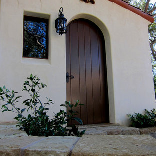 Spanish Style Shed design by Jeff Doubet Santa Barbara Home Design