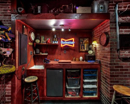 Garage Bar | Houzz