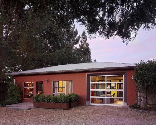 Best Garage Home Office Design Ideas  Remodel Pictures  Houzz