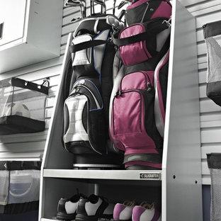 Idee per garage e rimesse minimalisti