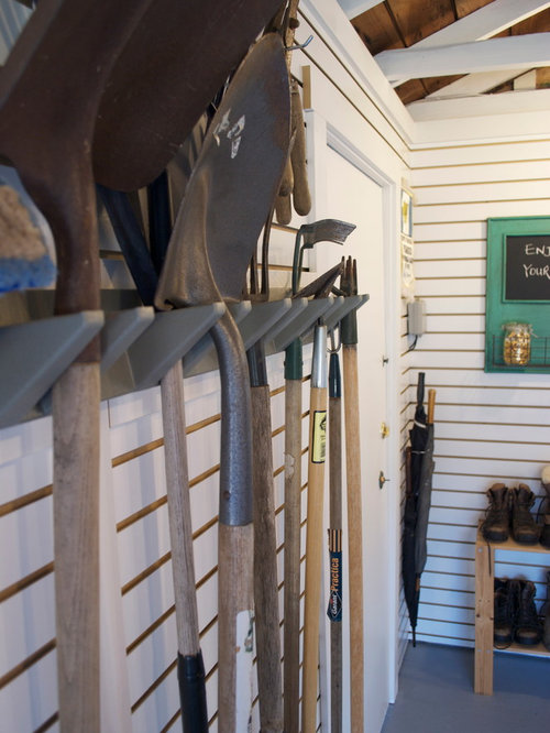 ... How To Hang Garden Tools In Shed By Best Hanging Tools Design Ideas  Remodel Pictures Houzz ...