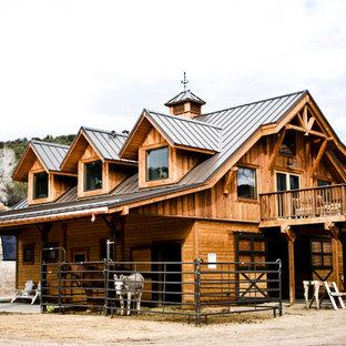 Design ideas for a country barn in Albuquerque.