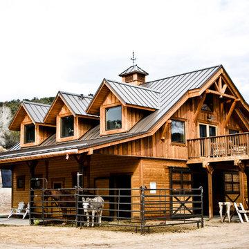 Taos Apartment Barn