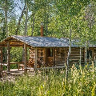 Idéer för att renovera ett rustikt fristående gästhus