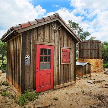 Texas-Style Mediterranean by Jim Boles Custom Homes