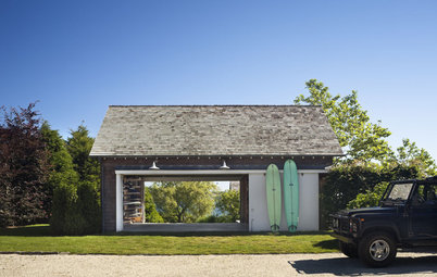 Houzz Tour: Style and Surprise in The Hamptons