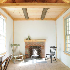 Traditional Garage And Shed by Pine Street Carpenters & The Kitchen Studio