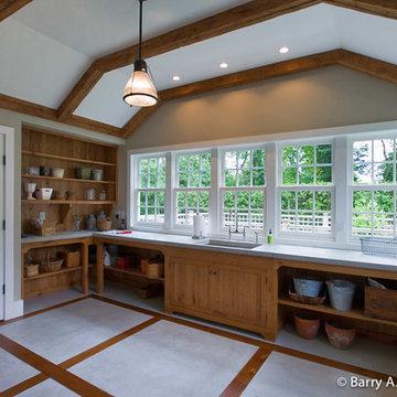 Timber Frame Guest Cottage