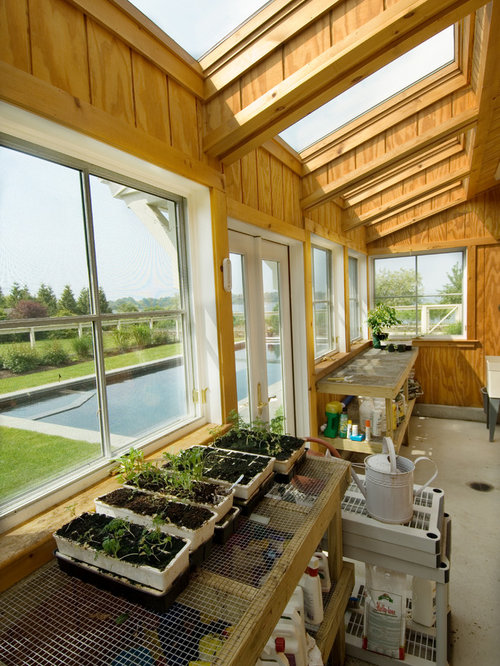 Garden Shed Greenhouse Home Design Ideas, Pictures ...