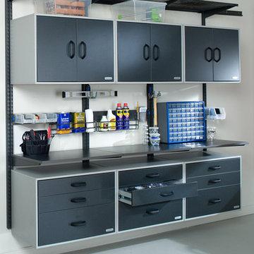 Total Organizing Solutions - Garage Storage System