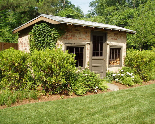 Shed Ideas Designs garden shed designs Brick Shed Photos Garden Shed Design Ideas