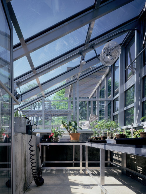 Best Glass Greenhouse Design Ideas & Remodel Pictures | Houzz