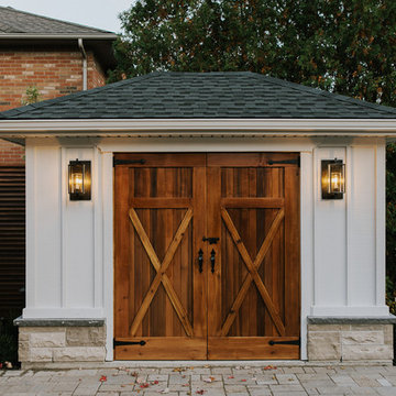 Traditional Outdoor Living Project