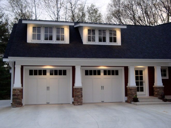Traditional Garage And Shed by America's Best House Plans