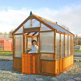 Elegant shed photo in Seattle