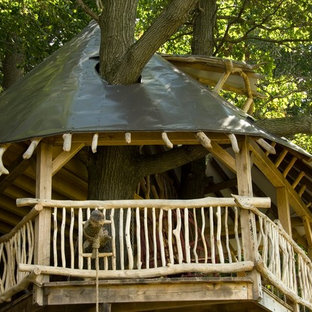 Example of an island style shed design in Philadelphia