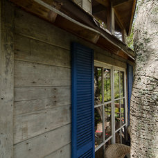 Rustic Garage And Shed by Alex Amend Photography