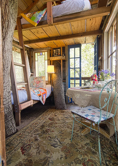 Rustic Garden Shed and Building by Alex Amend Photography