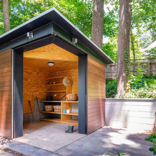 Shed - modern shed idea in DC Metro