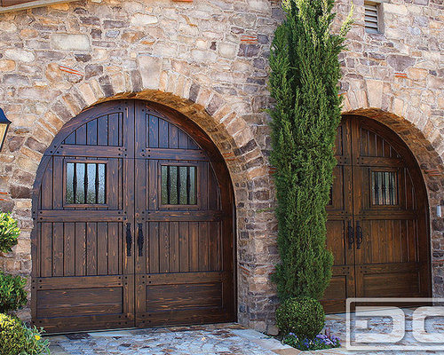 Tuscan Garage Doors Ideas Pictures Remodel And Decor