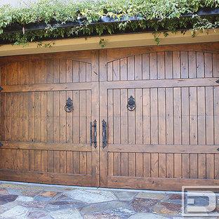Elegant Garage Doors Houzz
