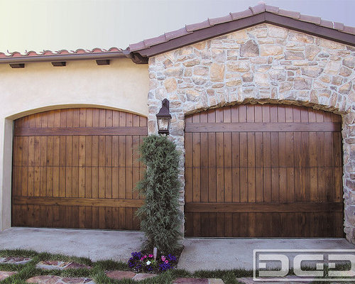 Tuscan garage doors ideas pictures remodel and decor Italian garage doors