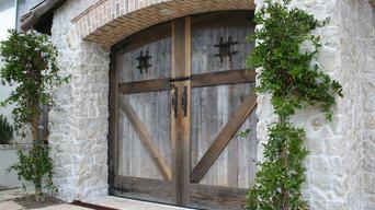 Tuscan Garage Doors