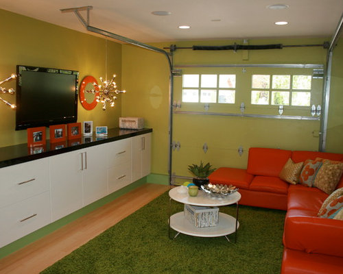 Eclectic garage and shed design ideas pictures remodel