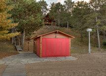 Red door covers