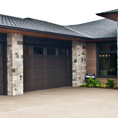 Prairie Style Garage And Shed Design Ideas Pictures