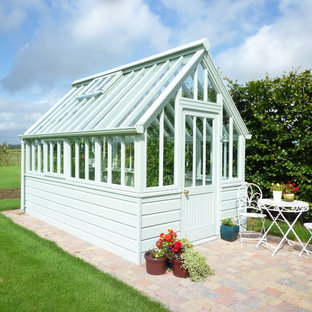 Example of a classic shed design in Dublin