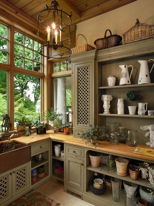 Victorian Garden Shed Ideas Design Photos Houzz