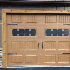 Rustic Garage And Shed by VPC Builders, LLC