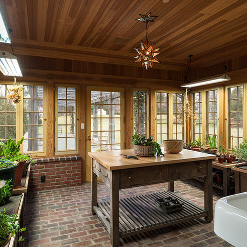 Traditional Garden Shed Design Ideas, Renovations & Photos