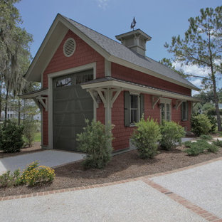 Photo of a classic garden shed and building in Charleston.