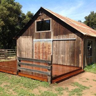 Idéer för att renovera en lantlig lada