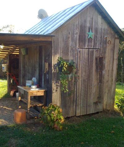 Shed Windowboxes